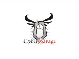 El primer logo en bosquejo